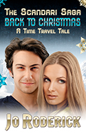 Back To Christmas: A Time Travel Tale (The Scandari Saga Book 3)