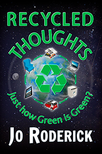 Jo Roderick: Non-Fiction Bibliography. Recycled Thoughts Cover